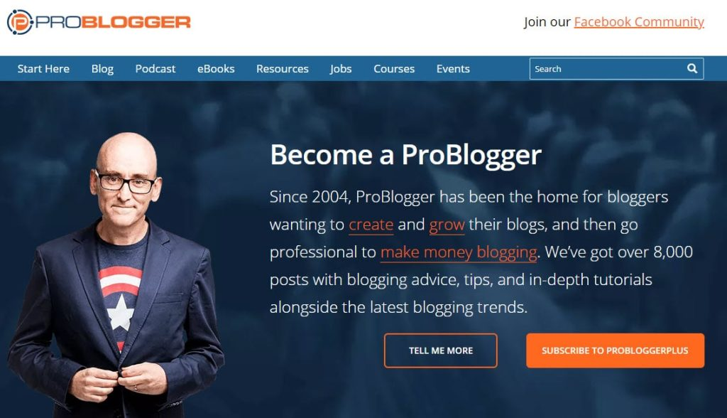 Hire a writer at ProBlogger