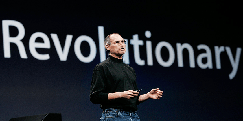 Top 10 Ways to Present Like the Master Presenter Steve Jobs