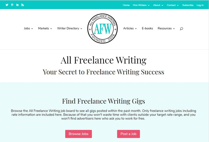Hire a Writer at AllIndieWriters